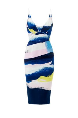 Color Splash Dress by Nicholas