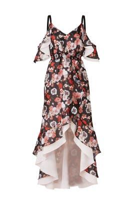 Arabella Floral Maxi by UnitedWood