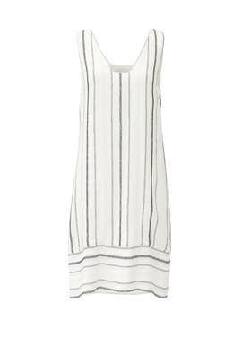Sylvie Stripe Shift Dress by Waverly Grey