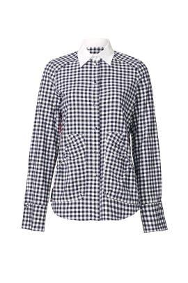 Pouch Pocket Shirt by Harvey Faircloth