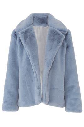 Take It On Faux Fur Jacket by somedays lovin