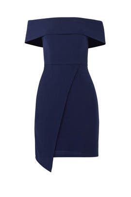 Navy Jolene Dress by Hutch