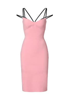 Pink Brie Dress by La Petite Robe di Chiara Boni