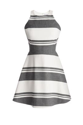 Gray Vineyard Dress by Elizabeth and James