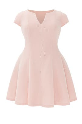 Blush Kiss Dress by Julia Jordan