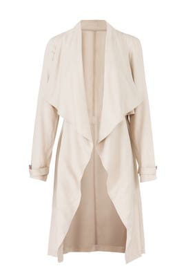 Anamaria Draped Coat by cupcakes and cashmere