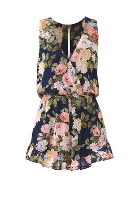 Floral Riri Romper by Show Me Your Mumu