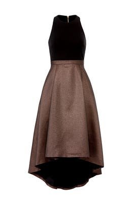 Phoebe High Low Dress by Hutch
