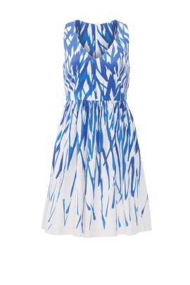 Brushstroke Isadora Dress by Milly