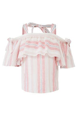 Striped Scotlyn Top by Parker