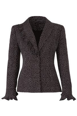 Polka Dot Solar Blazer by FINDERS KEEPERS