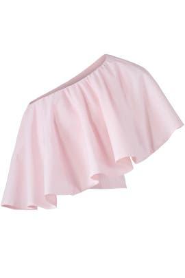 Pink Yakura Flouncy Top by Viva Aviva