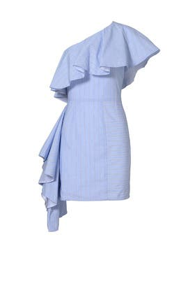 Blue Takeo Dress by Viva Aviva