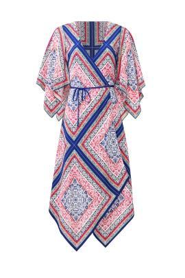 Alannah Wrap Dress by Trina Turk