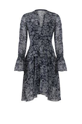 Midnight Garden Dress by Derek Lam 10 Crosby