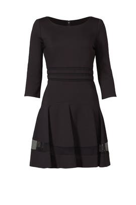Black Tess Dress by ERIN erin fetherston