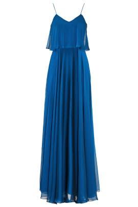Indigo Larue Gown by Halston Heritage