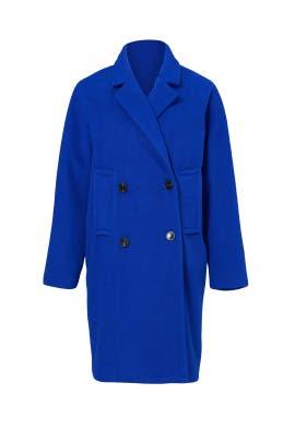Cobalt Coat by J.O.A.