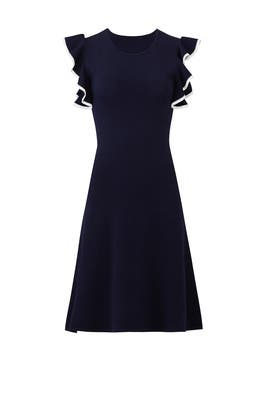 Saya Knit Dress by Shoshanna