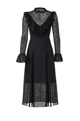 Prairie Lace Dress by Temperley London