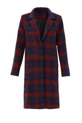 Edinburgh Coat by J.O.A.
