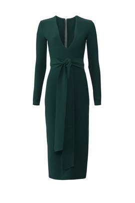 Emerald Tasha Dress by Bec & Bridge