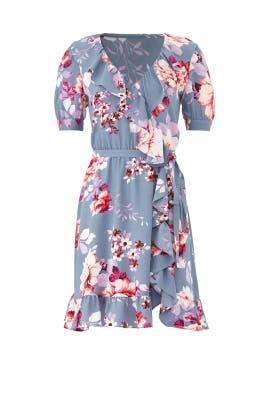 Sheila Wrap Dress by Jill Jill Stuart