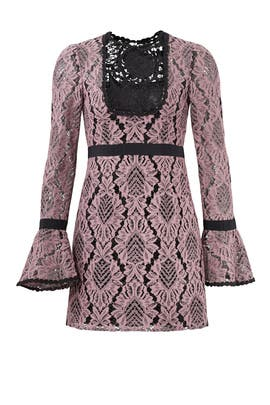 Mauve Soho Dress by Nanette Lepore