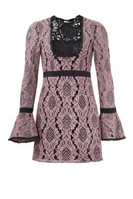 Mauve Soho Dress by Nanette Lepore