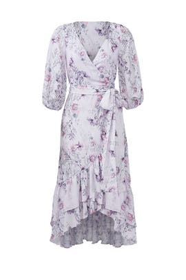 Christina Faux Wrap Dress by Prose & Poetry