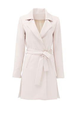 Blush London Trench Coat by Waverly Grey