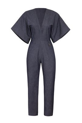Kimono Sleeved Jumpsuit by Cushnie Et Ochs