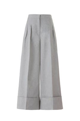Freida Wide Leg Trousers by Habitual