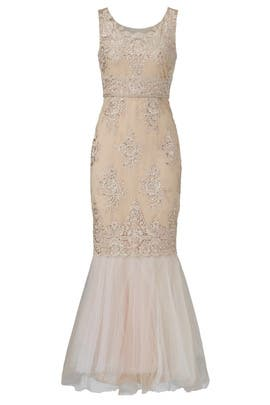 Only Rose Gown by Marchesa Notte