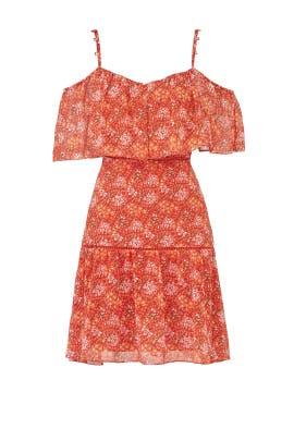 Floral Lynne Dress by Rebecca Minkoff