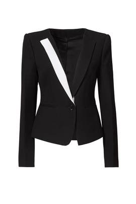 Black Marcelle Jacket by BCBGMAXAZRIA