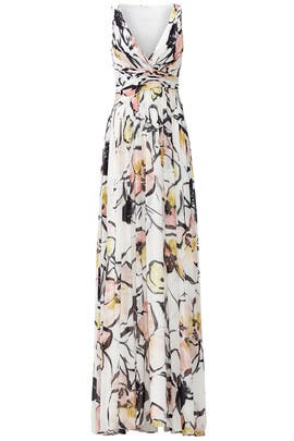 Soft Petal Maxi by Badgley Mischka