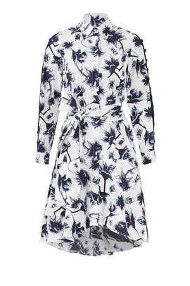 Printed Suzie Dress by Osman