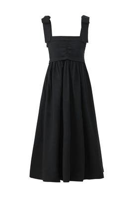 Tie Strap Midi Dress by See by Chloe