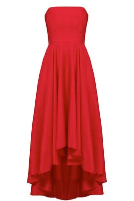 Red Dark Charm Gown by allison parris