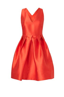 Vermillion Devon Dress by ERIN erin fetherston