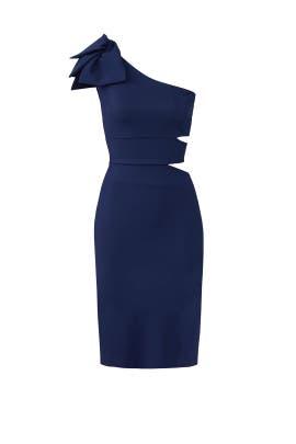 Blue Yashiline Dress by La Petite Robe di Chiara Boni