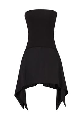 Black Wentworth Dress by LIKELY