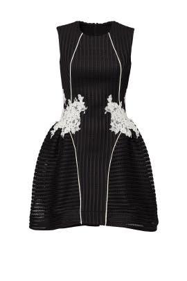 Black Joselyn Dress by nha khanh