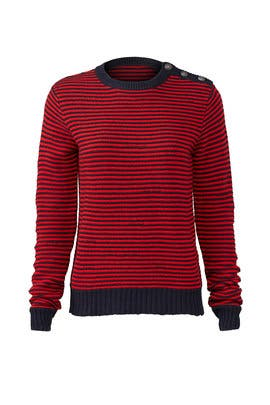 Red Jade Sweater by Zadig & Voltaire