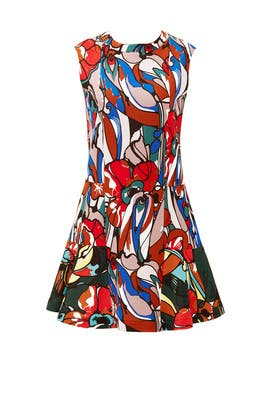 Graphic Lucia Dress by Marni