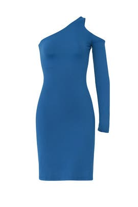 Blue Dina Dress by Susana Monaco