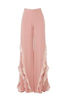 Pink Julless Pants by Alexis