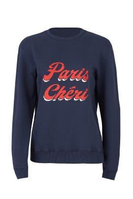Paris Cheri Sweatshirt by ba&sh