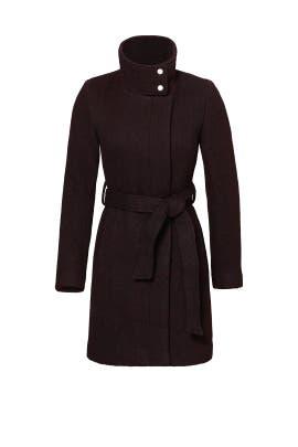 Chianti Tristina Tie Coat by Marc New York